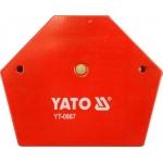 Magnetas suvirinimo kampui 64x95x14 mm (YT-0866)