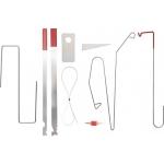 Automobilio avarinio atidarymo įrankiai (YT-08385)
