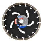 Diskas TURBO SEGMENT betonui 125mm (KD926)