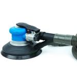 """Pneumatinis poliruoklis, šlifuoklis su dulkių nusiurbimu 6"""", 150mm (FT000098)"""