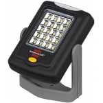 Prožektorius 20SMD+3CRE LED pilkas (1175420)