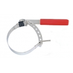 Reguliuojamas filtro raktas 80-110mm (61909)