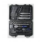Įrankių rinkinys 88d. 1/4'' + 1/2'' SL (4881-7-F)