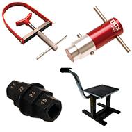Įrankiai motociklams/ dviračiams/ motoroleriams