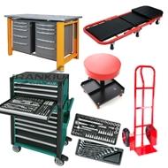 Шкафы для инструментов / лежаки / шкафы/ стулья