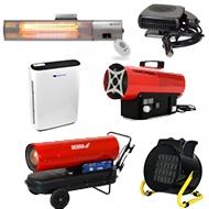Šildymo / vėdinimo įranga