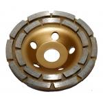 Deimantinis šlifavimo diskas | lėkštės tipo | dviejų eilių | 22.2x125 mm (DR0125A)