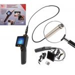 Belaidis boroskopas-endoskopas spalvotu ekranu ir LED pašvietimu (63240)