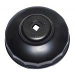 Lėkštelė tepalo filtrui MB 99 mm x 15 kampų Toyota Diesel (1036)