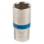 "1/2"" Galvutė 6-kampė (prailginta) - 9mm(KR3023109)"