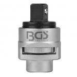 """Terkšlinis adapteris 1/2"""", """"Bgs-technic"""" (2301)"""