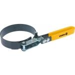 """Filtro raktas juostinis 95-111 mm, vartomas """"Vorel"""" (57614)"""