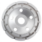 Deimantinis diskas betono šlifavimui 125x22.2mm SEGMENT (KD1950)