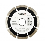 Deimantinis segmentinis pjovimo diskas 115mm (YT-6002)