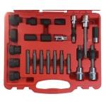 """Įrankių rinkinys generatoriaus remontui 24 vnt, 1/2"""" (XC8724)"""