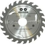 Diskas medžiui | 115 mm x 24T x 22.2 mm (ES-11524)