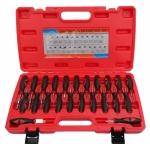 Laidų įrankių rinkinys (aušinimo jutikliams, laidynams, gnybtų blokams) 23 vnt. (TTS23)