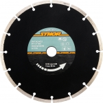 Segmentinis pjovimo diskas HS 230mm (08783)