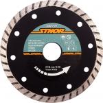 """Deimantinis pjovimo diskas """"turbo"""" HS 125mm (08791)"""