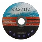 Pjovimo diskas metalui | 125x1.0x22,23 (A60TBF-10)
