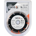 Deimantinis segmentinis pjovimo diskas | 125 mm (YT-6003)