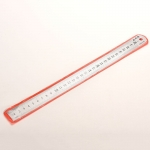 Liniuotė plieninė | nerūdijantis plienas | 150 mm (WX6025-150)