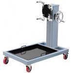 Stendas varikliui su įrankių dėklu | 1100 LBS | 500 kg (ES500)