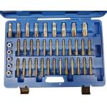 Amortizatoriaus įrankių komplektas | 39 vnt. (ST020)