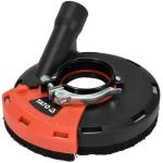 Pjovimo apsauga nuo dulkių | reuliuojama | M14 | 115 / 125 mm (YT-82994)