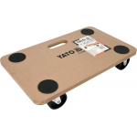 Transportavimo vežimėlis / platforma | 500x300 mm / iki 200 kg (YT-37420)