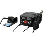 Karšto oro pūtimo stotelė | dvigubas LED ekranas | temperatūros valdymas ir daugybė funkcijų (YT-82458)