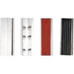 Spaustivų lūpų apsaugų rinkinys | aliuminis | 100 mm (YT-65006)