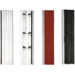 Spaustivų lūpų apsaugų rinkinys | aliuminis | 150 mm (YT-65008)