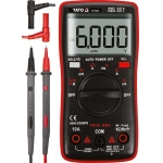 Skaitmeninis daugiafunkcinis testeris   TRUE RMS   6000 AUTO LCD (YT-73096)