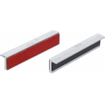 Spaustuvų lūpų apsaugos gumuotos | Aliuminis | 150 mm | 2 vnt. (6800)