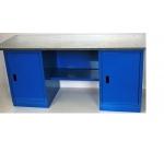 Darbastalis su 2 spintelėmis (COBALT-1X1/1900/BLUE)