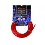 Pjovimo valas 2.65mm*10m PENKIU KAMPU(raudonas) (M830804)