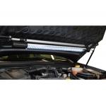 LED lempa, tvirtinama po variklio dangčiu, su įkraunama baterija (85410)