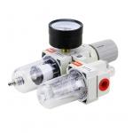 Oro srauto reguliatorius su drėgmės filtru 1/4'', 550l/min (AC2010-02)