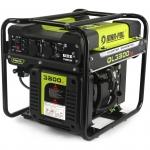 Benzininis inventorinis generatorius 3500W, 2600-3800aps/min (M82482)