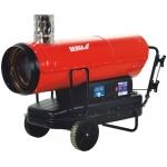 Dyzelinis šildytuvas su degimo produktų nuvedimu ir termostatu 50 kW Dedra (DED9956TK)