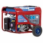 Elektros generatorius 5000W, max 5,0