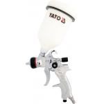 Dažymo pistoletas | HVLP | 600 cm³ | Ø 1.4 mm (YT-2340)