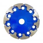 Deimantinis šlifavimo diskas 125mm T-formos (M08792)