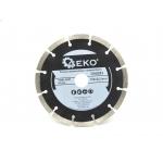 Deimantinis diskas 150mmx22,2mm, segmentinis (G00283)