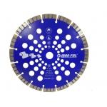Deimantinis diskas 230mmx22.2mmx10mm (violetinis) (M08768)
