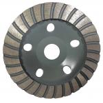 Diskas betono šlifavimui  125 x 5mm TURBO (M08784)
