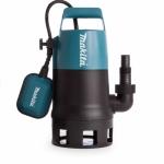 Elektrinis vandens siurblys nešvariam vandeniui 400W Makita PF0410