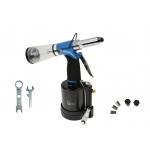 Pneumatinis kniediklis su automatine funkcija 2,4-6,4mm (G01347)