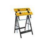 Staliaus stalas reguliuojamas 0-90 laipsnių Premium 100kg (G10872)